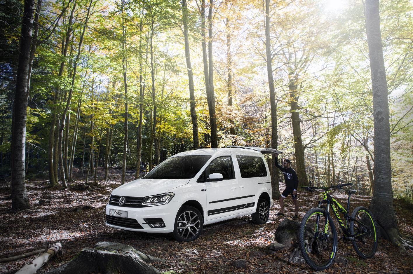 Volkswagen Caddy Outdoor