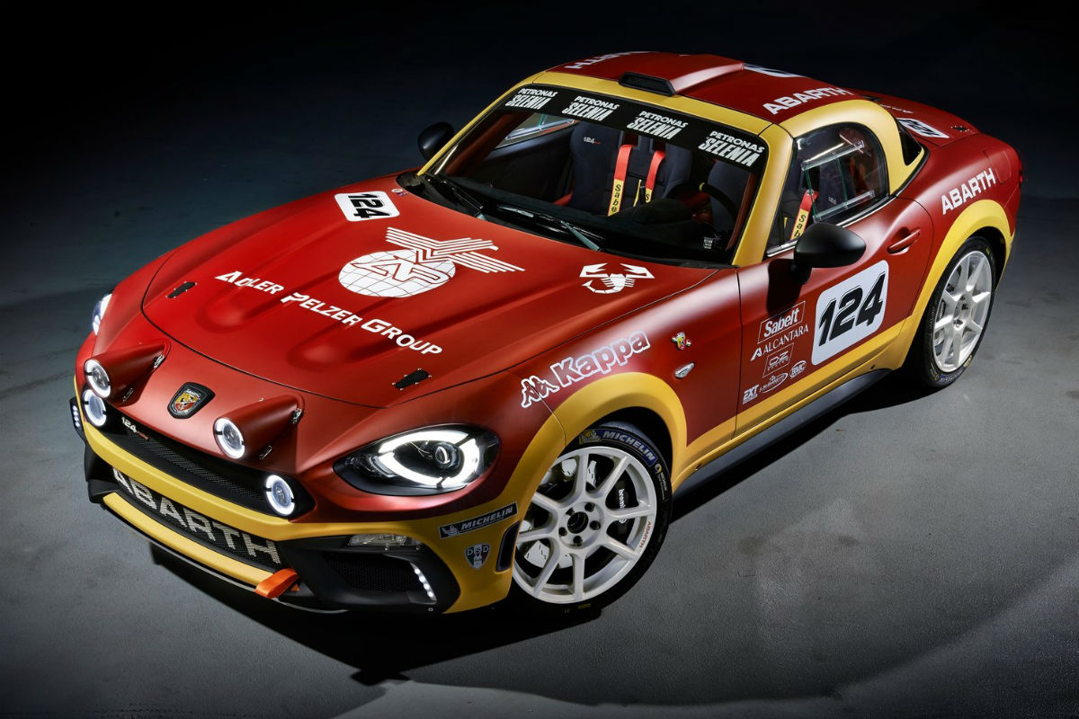 Abarth 124 Rally R-GT 1