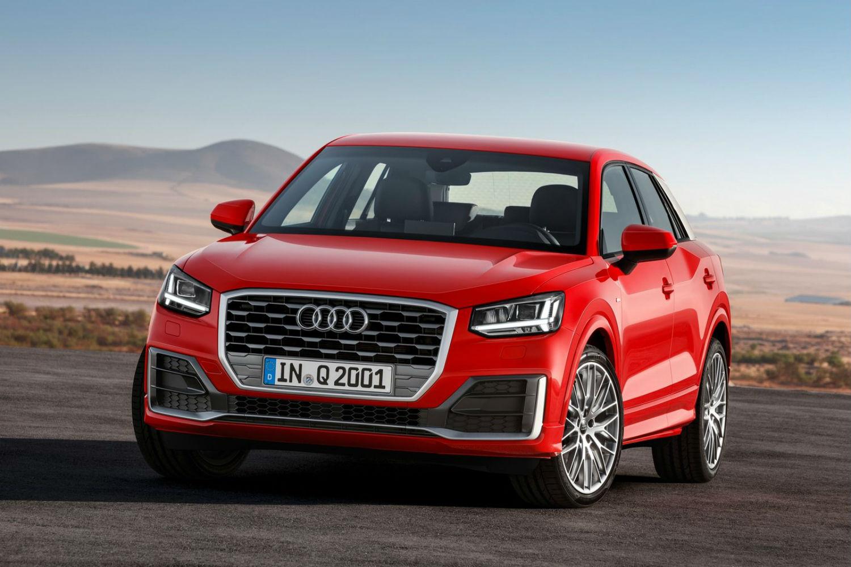 Audi Q2 1