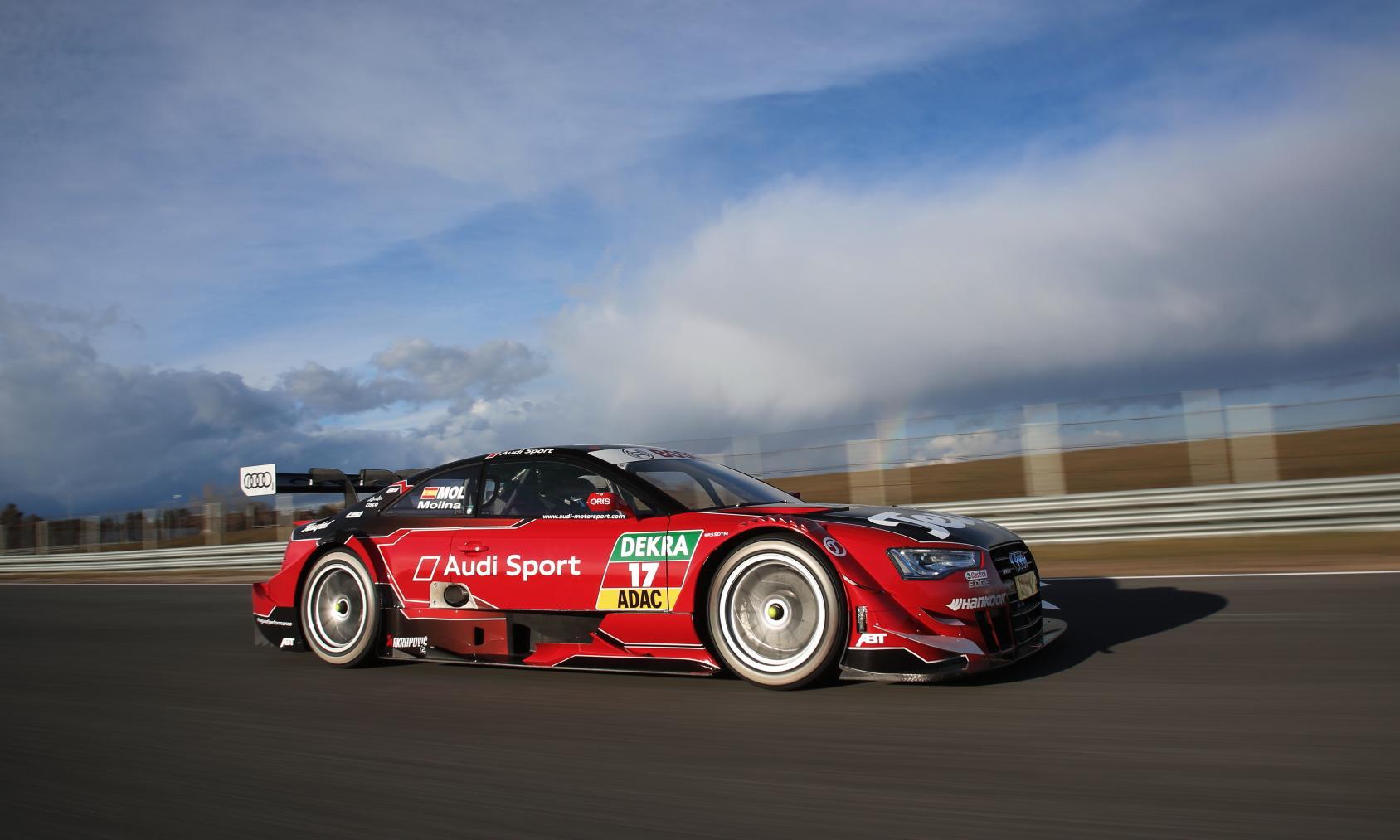 Audi RS5 DTM 1