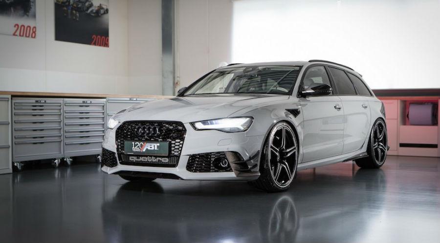 Audi RS6 ABT, la celebración de cumpleaños más bestia de la historia
