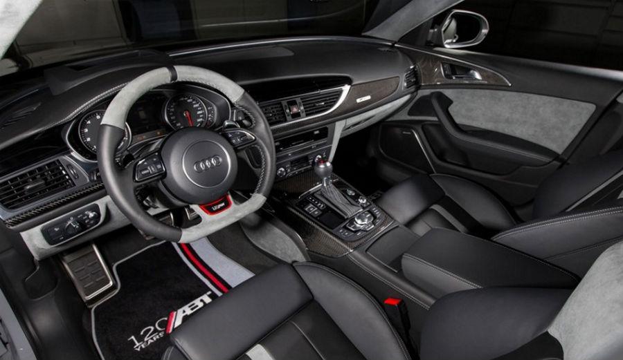 Audi RS6 ABT 3