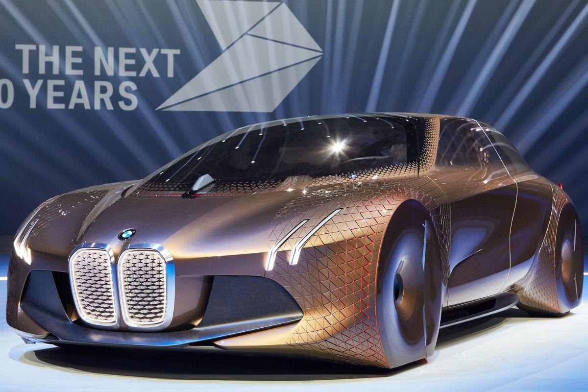 BMW Vision Next 100 Concept 1