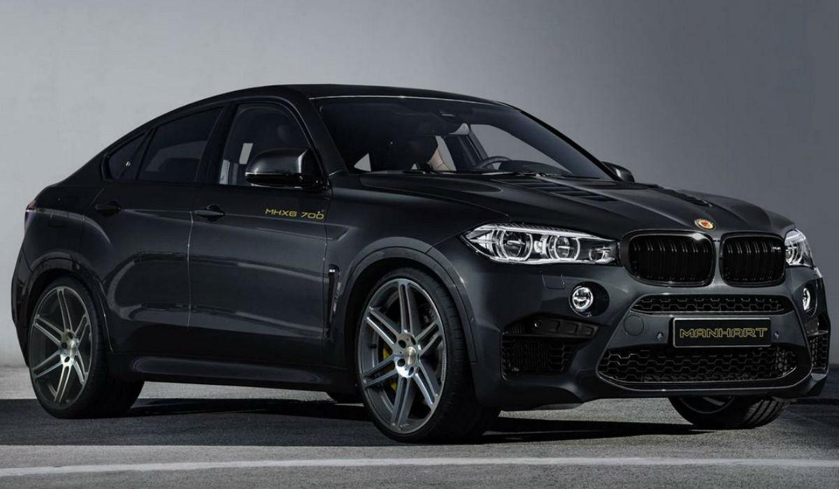 BMW X6 Manhart 1