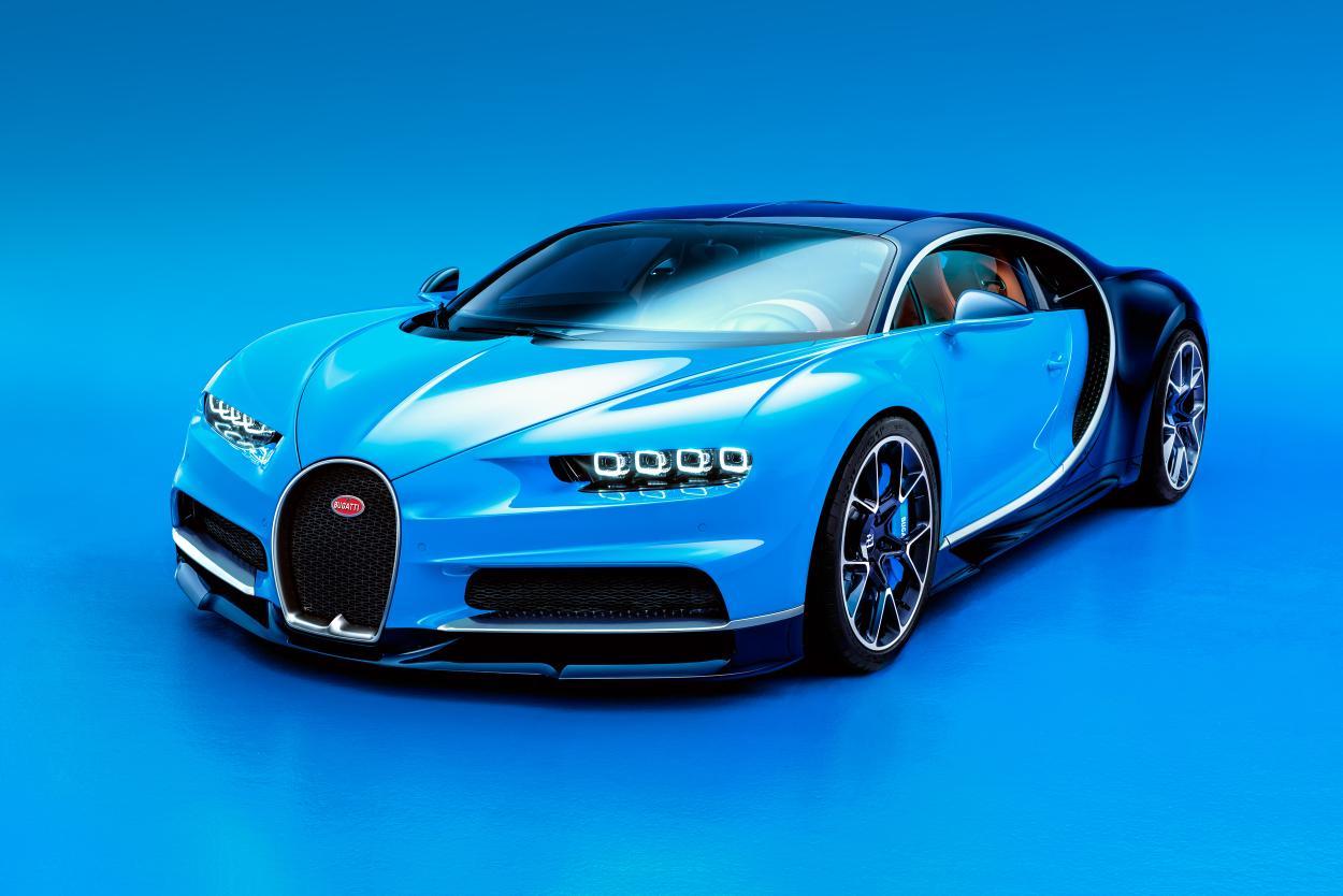 ¿Cómo es el cliente que se compra un Bugatti Chiron?