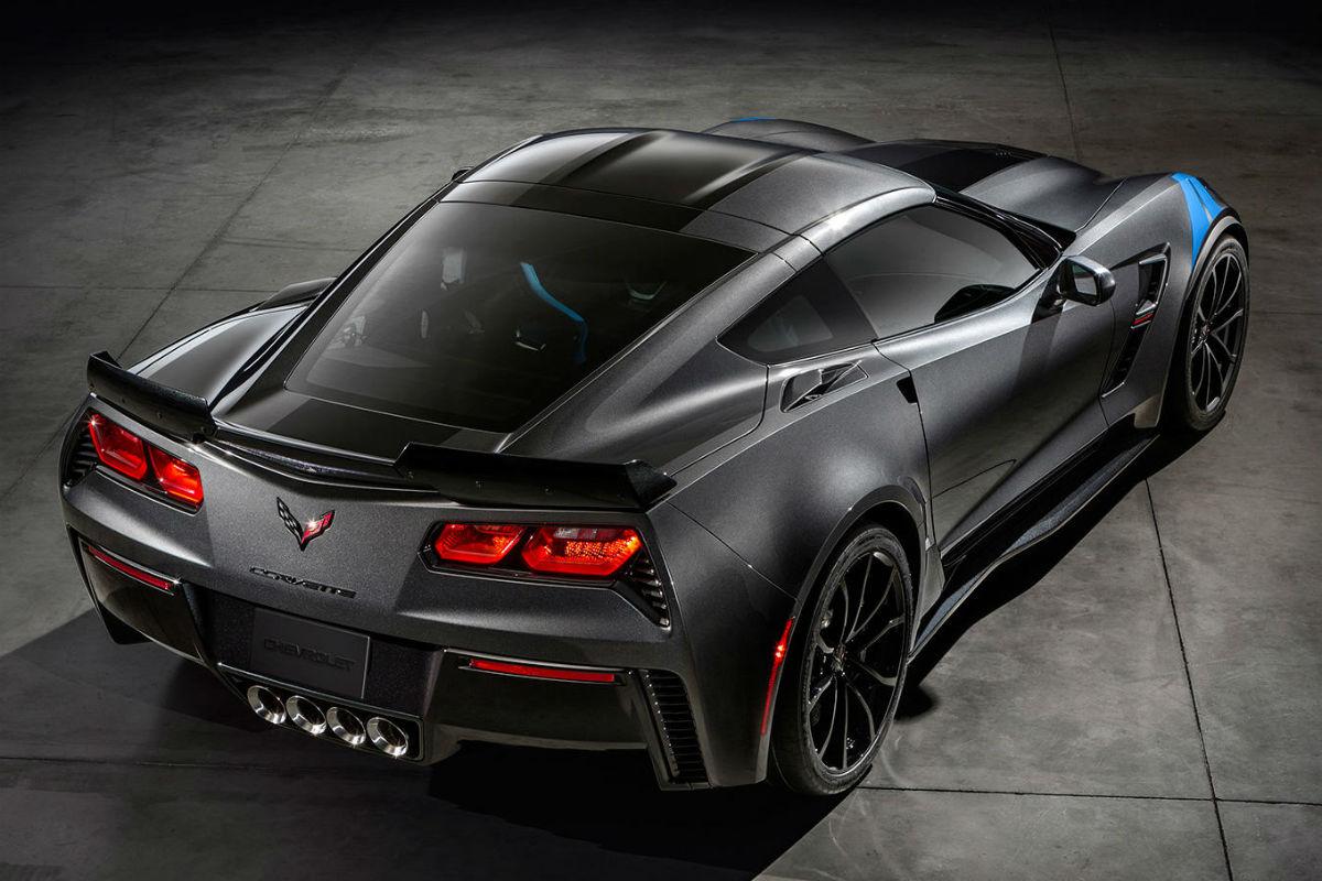 Chevrolet Corvette Grand Sport 2