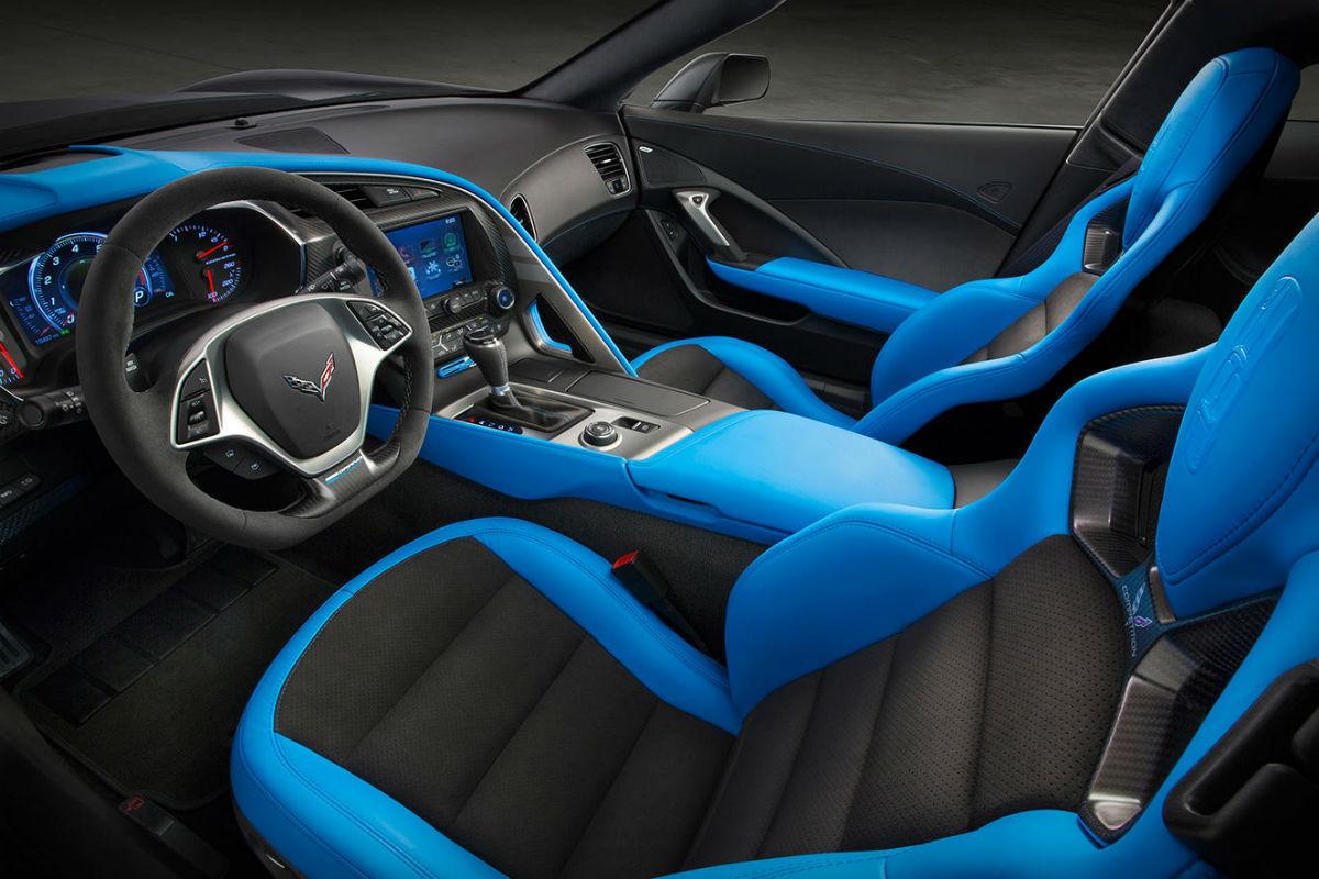 Chevrolet Corvette Grand Sport 3