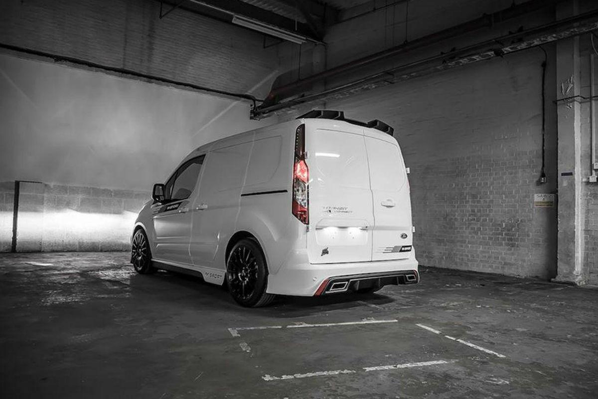 Ford Tourneo M-Sport 2