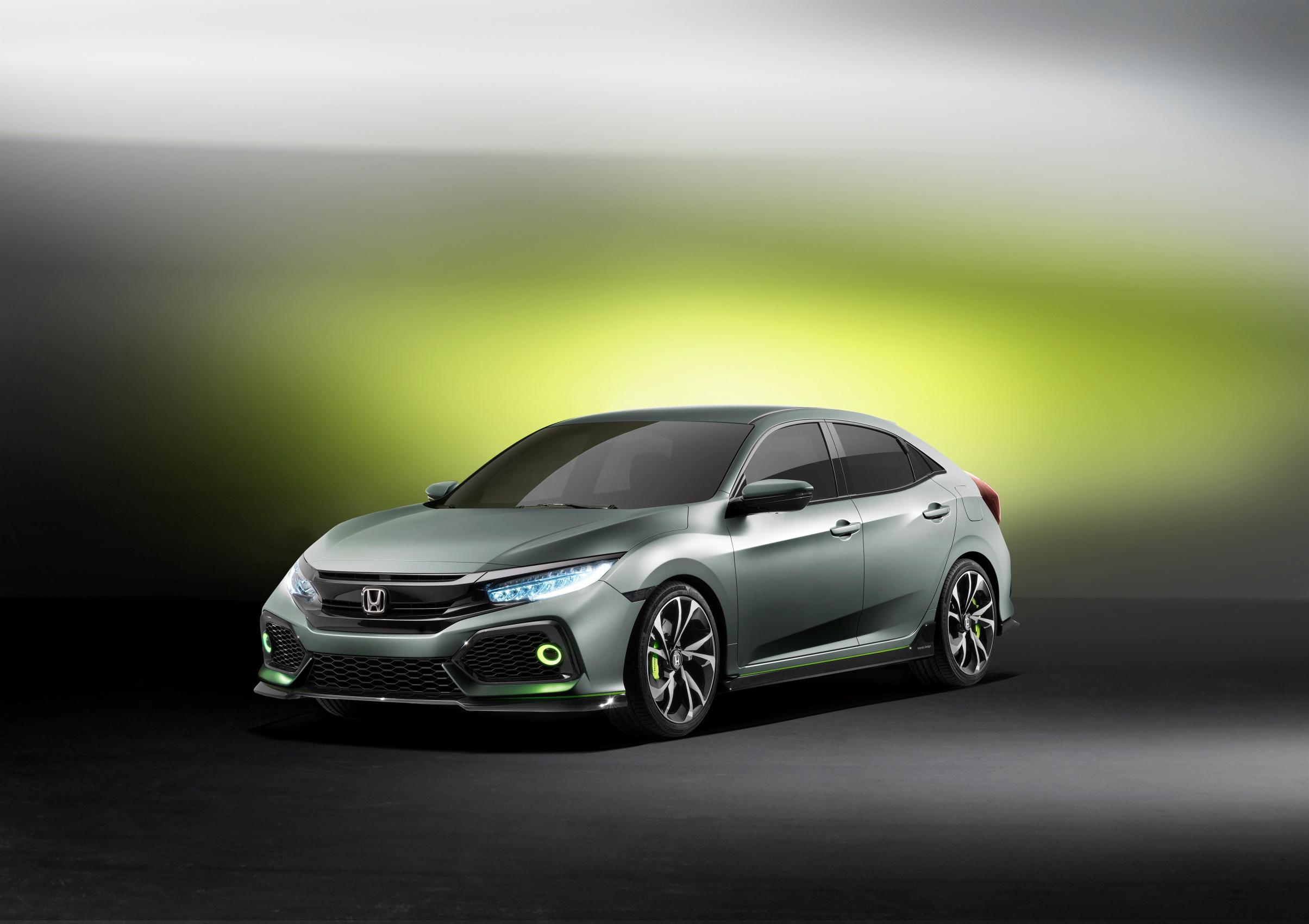 Honda Civic: una revolución que se presenta en Ginebra