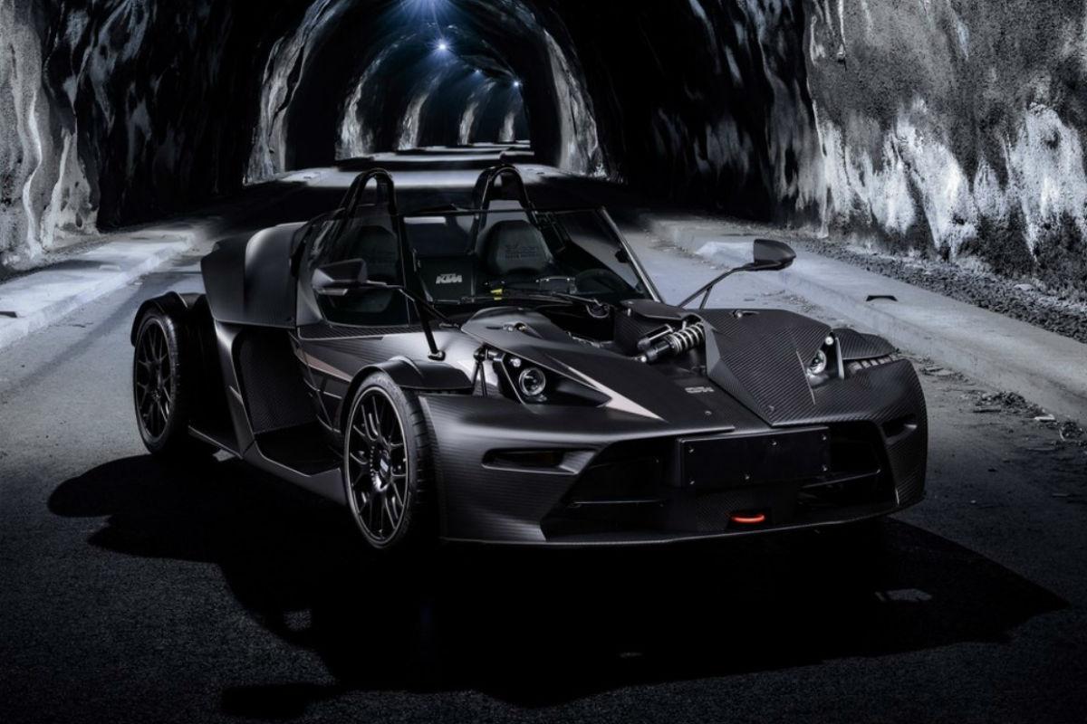 KTM X-Bow GT Black Edition, el deseo más oscuro