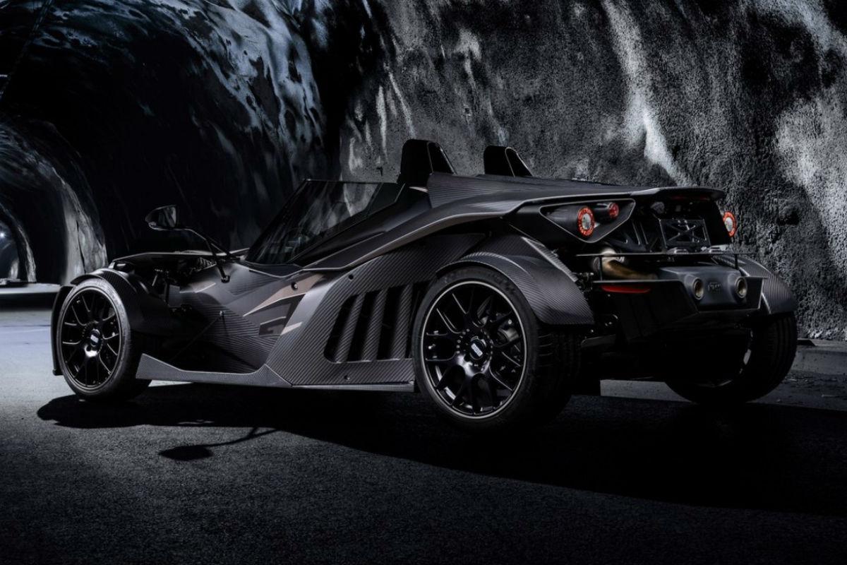 KTM X-Bow GT Black Edition 2