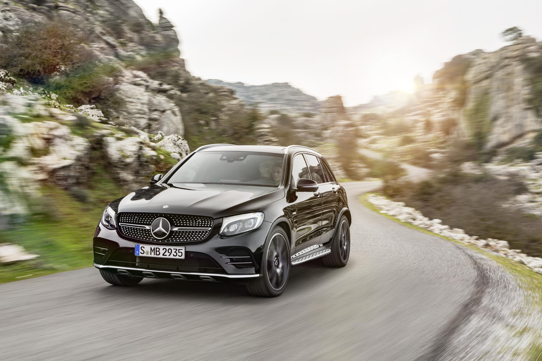 Mercedes-AMG GLC 43 4MATIC 2