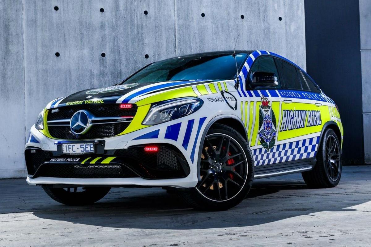 Mercedes-AMG GLE S Coupé 1