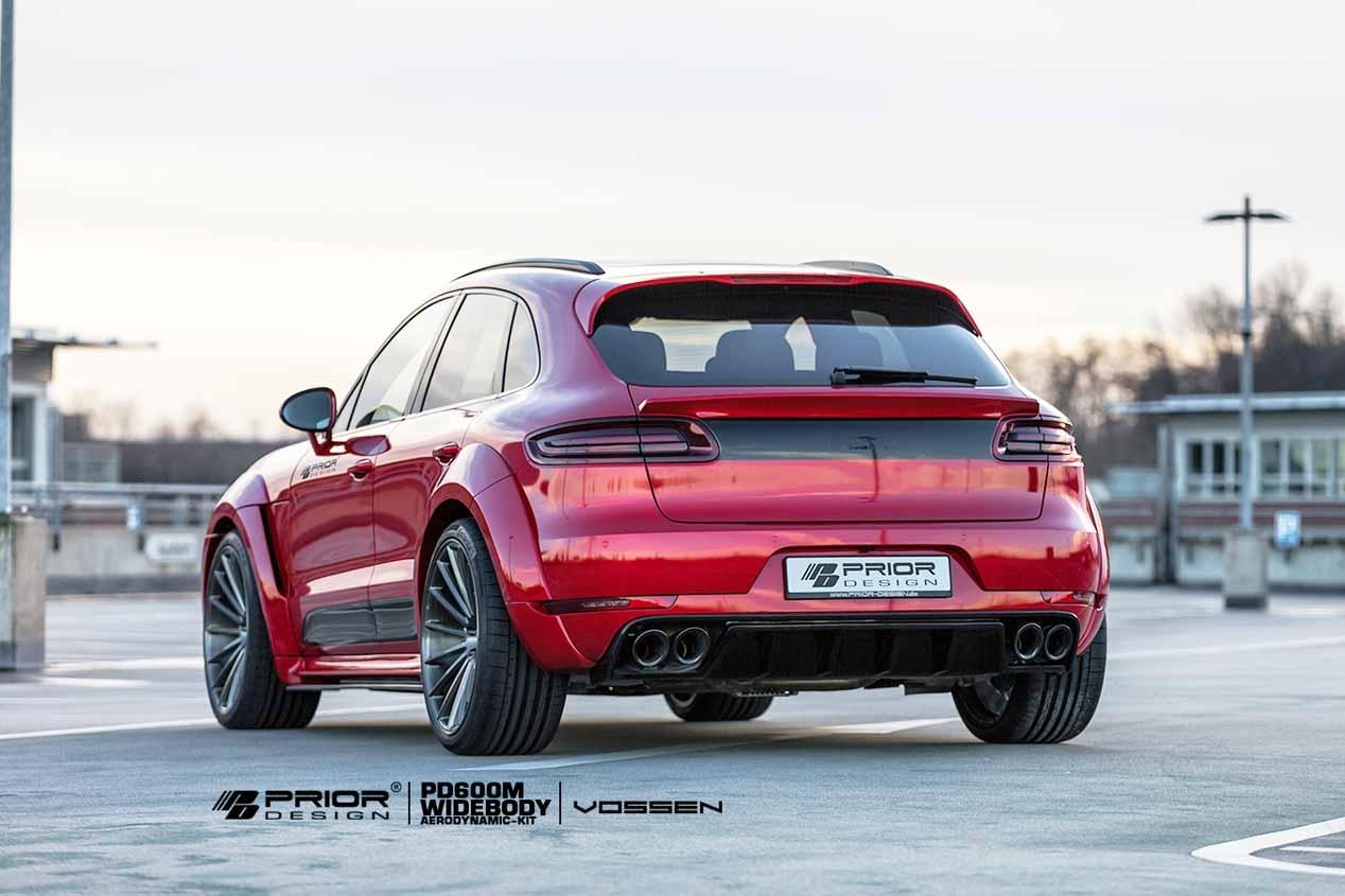 Porsche Macan Prior Design 2