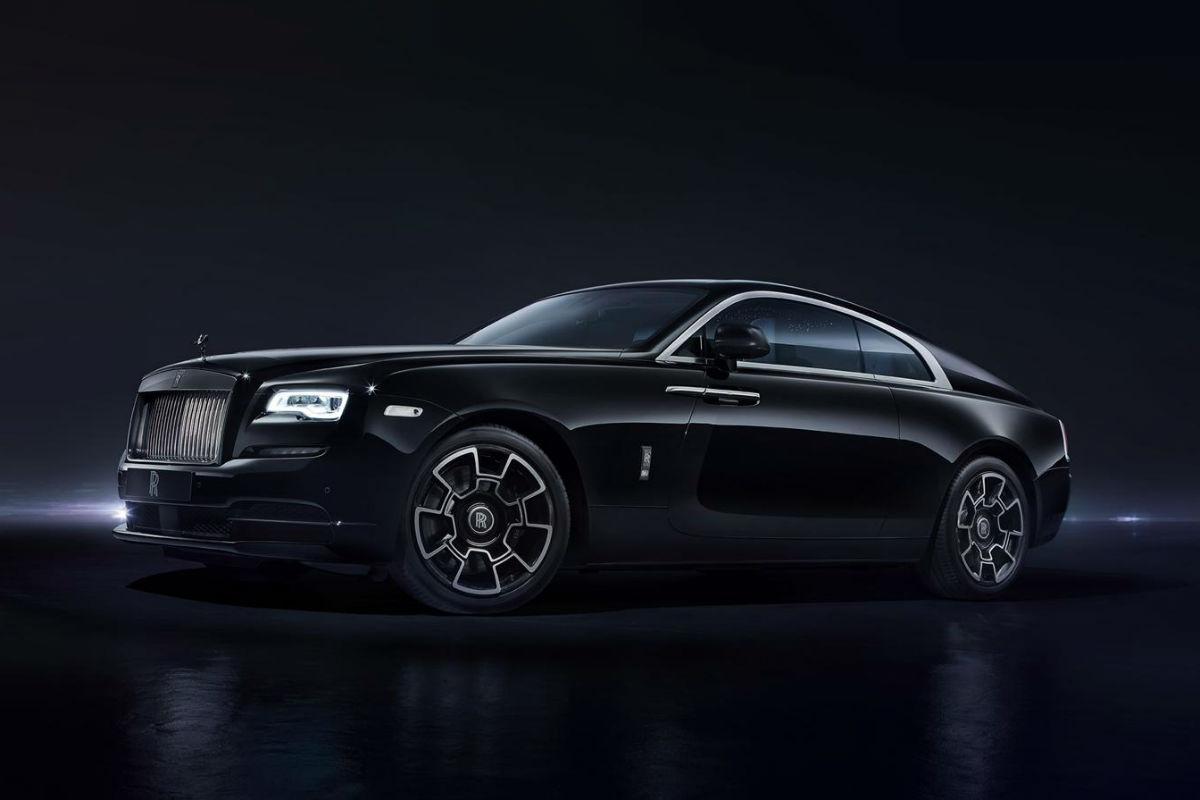 Rolls-Royce Black Badge Edition 1