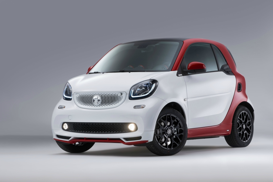 Smart Fortwo Ushuaia Limited Edition 1