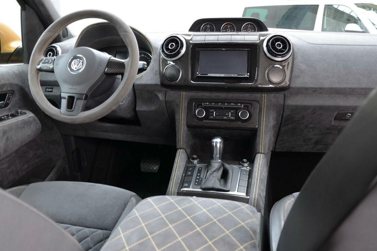Volkswagen Amarok MTM 2