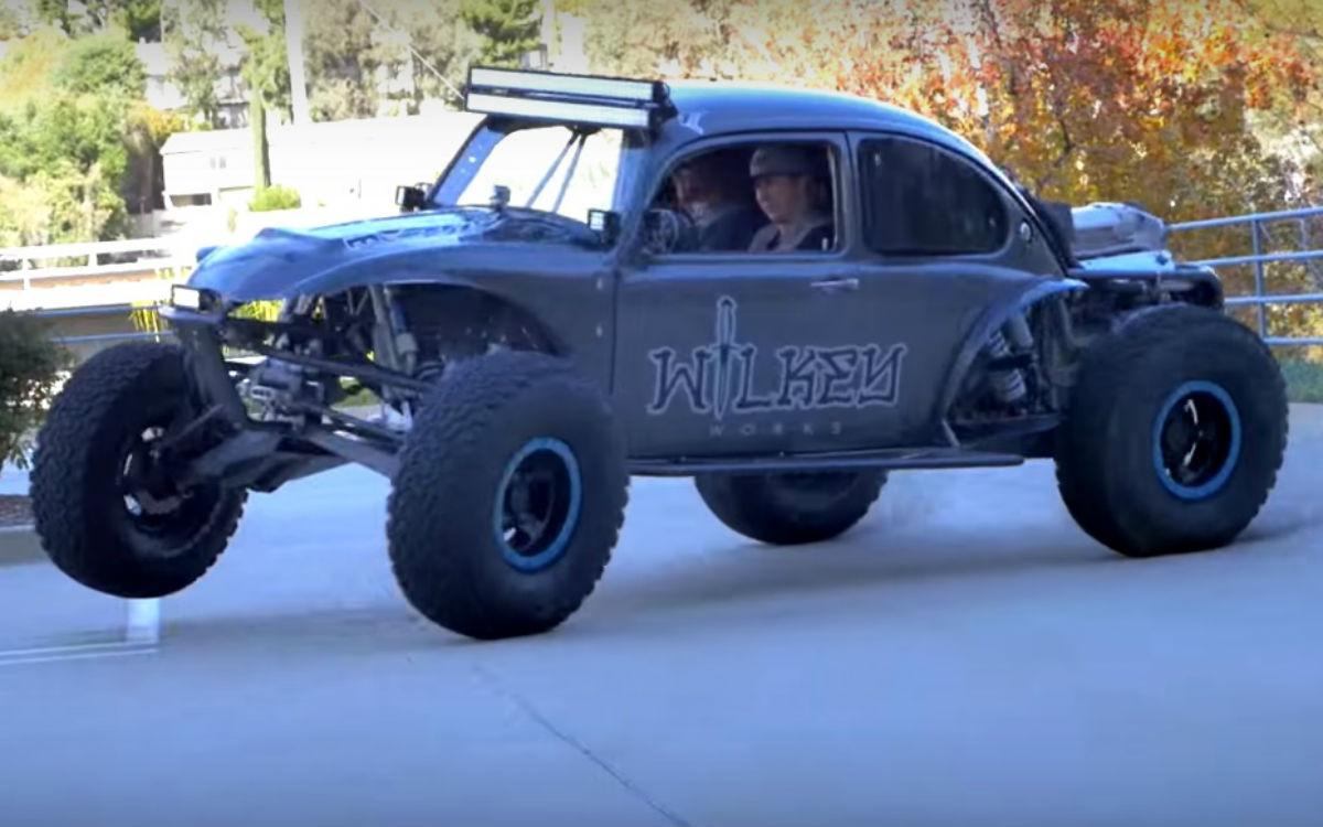 Volkswagen Beetle Wilkey