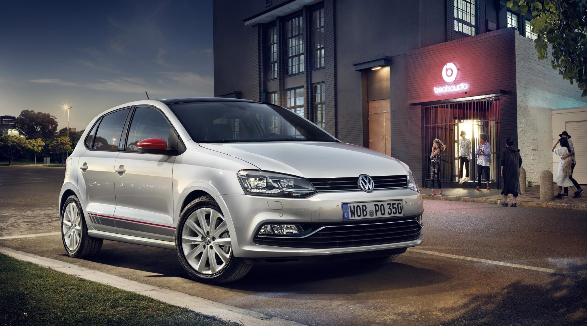 Volkswagen Polo Beats 1