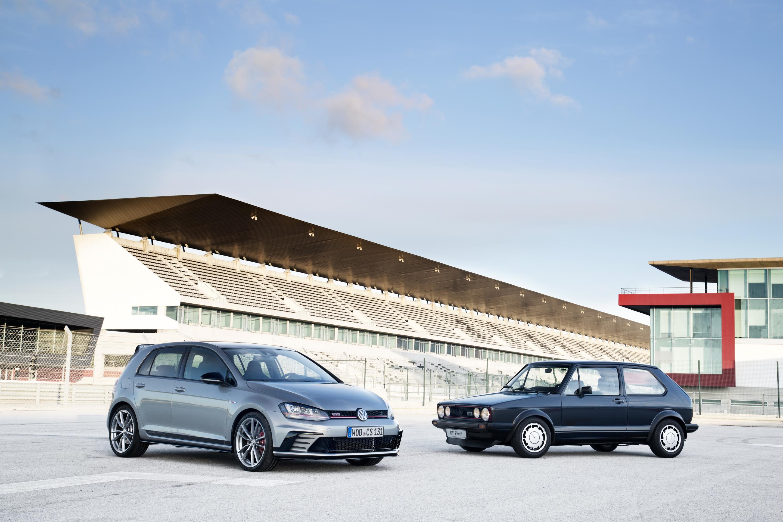 Volkswagen golf GTI Clubsport 3