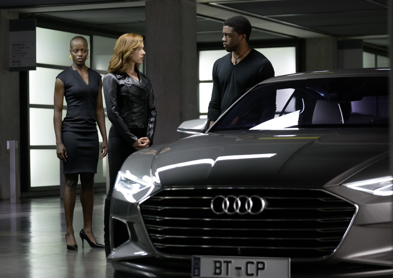 Audi Capitan America 1