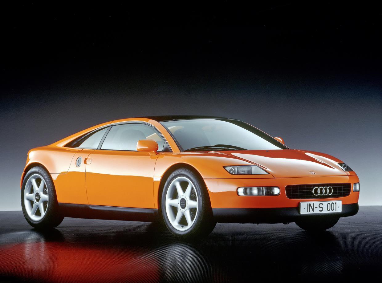 Audi saca a relucir sus rarezas históricas