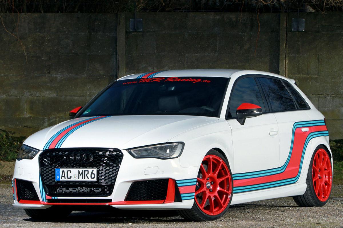 Audi RS3 MR Racing 1