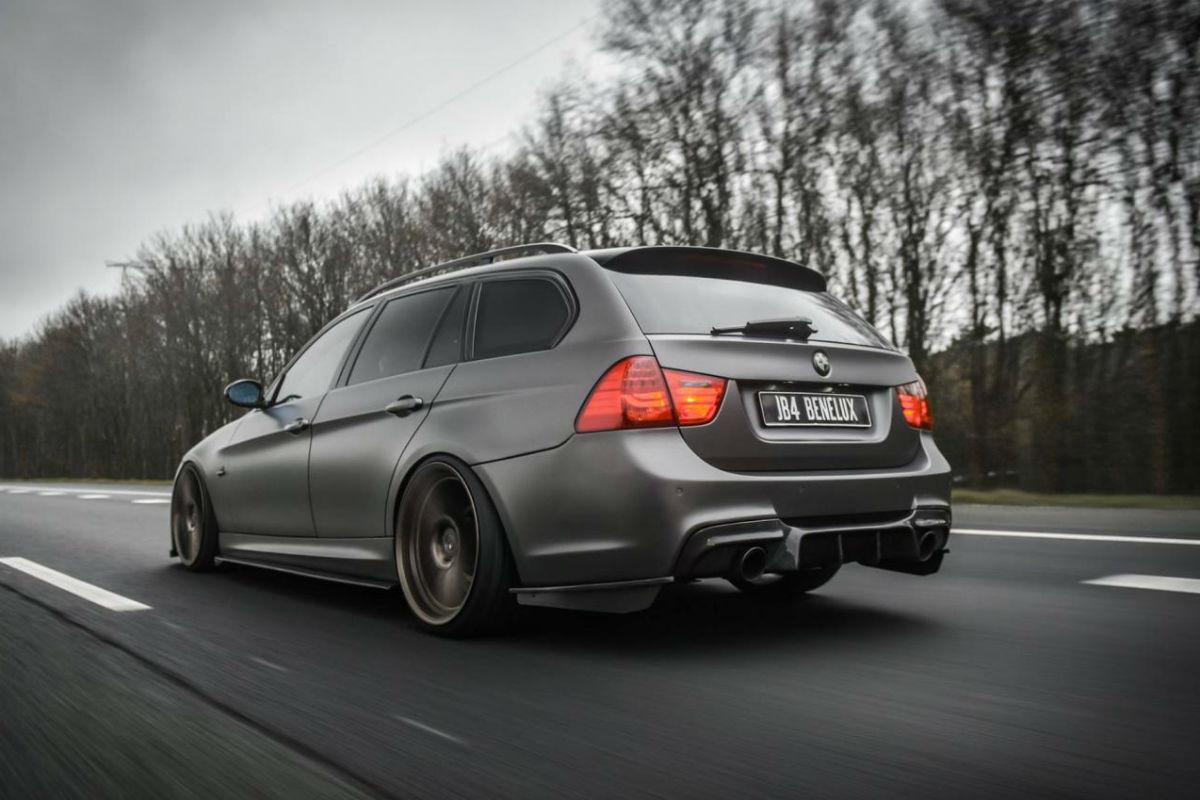 BMW 335i Touring JB4 Tuning Benelux 2