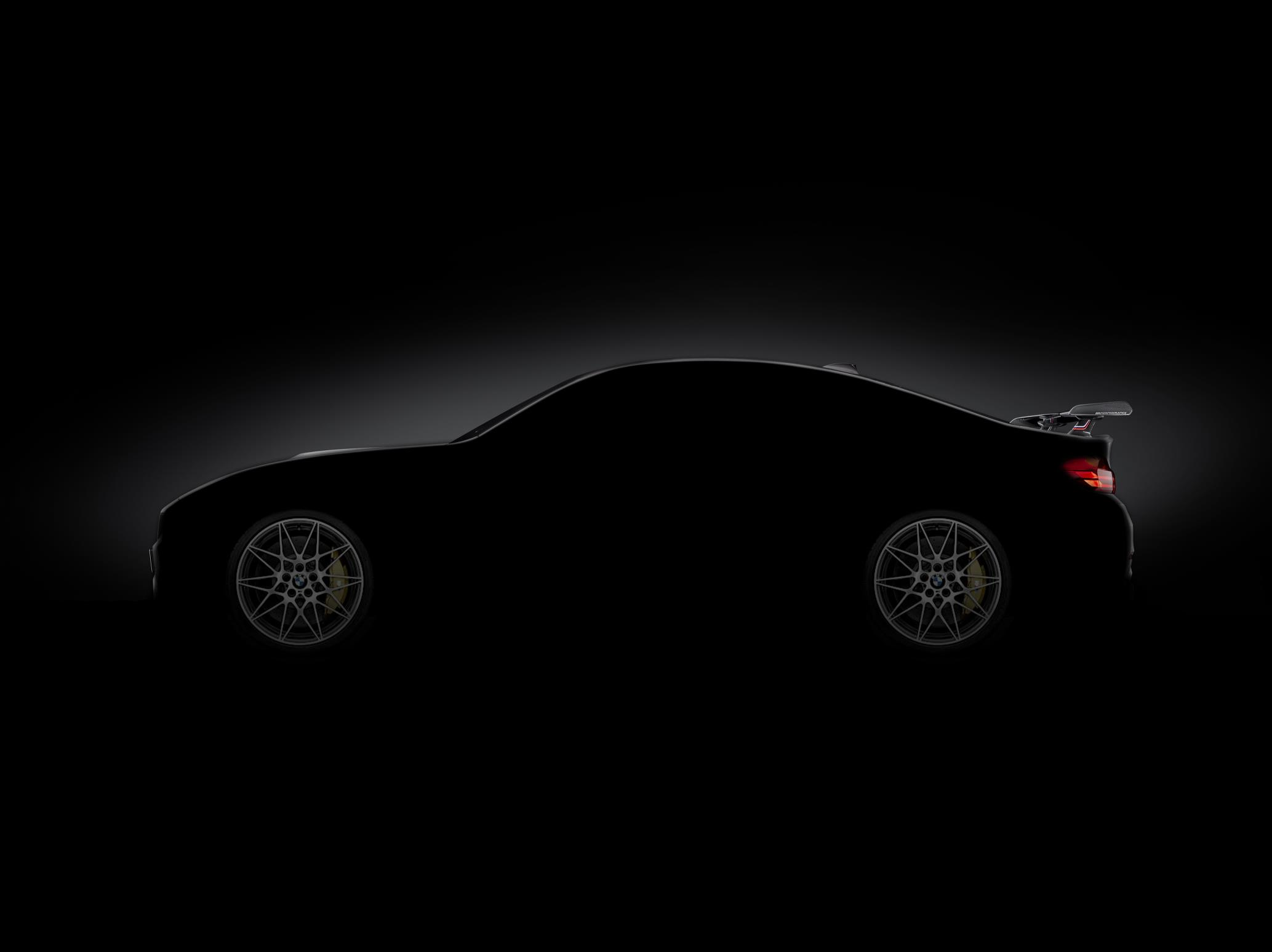 BMW prepara un M4… ¡exclusivo para España!
