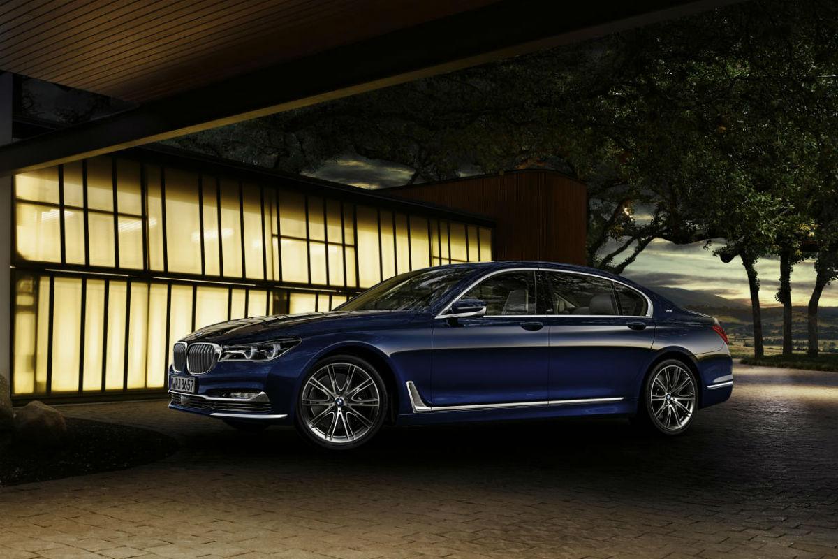 BMW Serie 7 'The Next 100 Years', la celebración con más clase