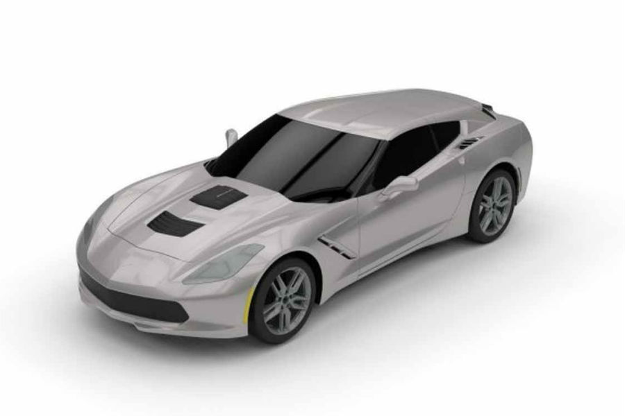 Chevrolet Corvette AeroWagen 1