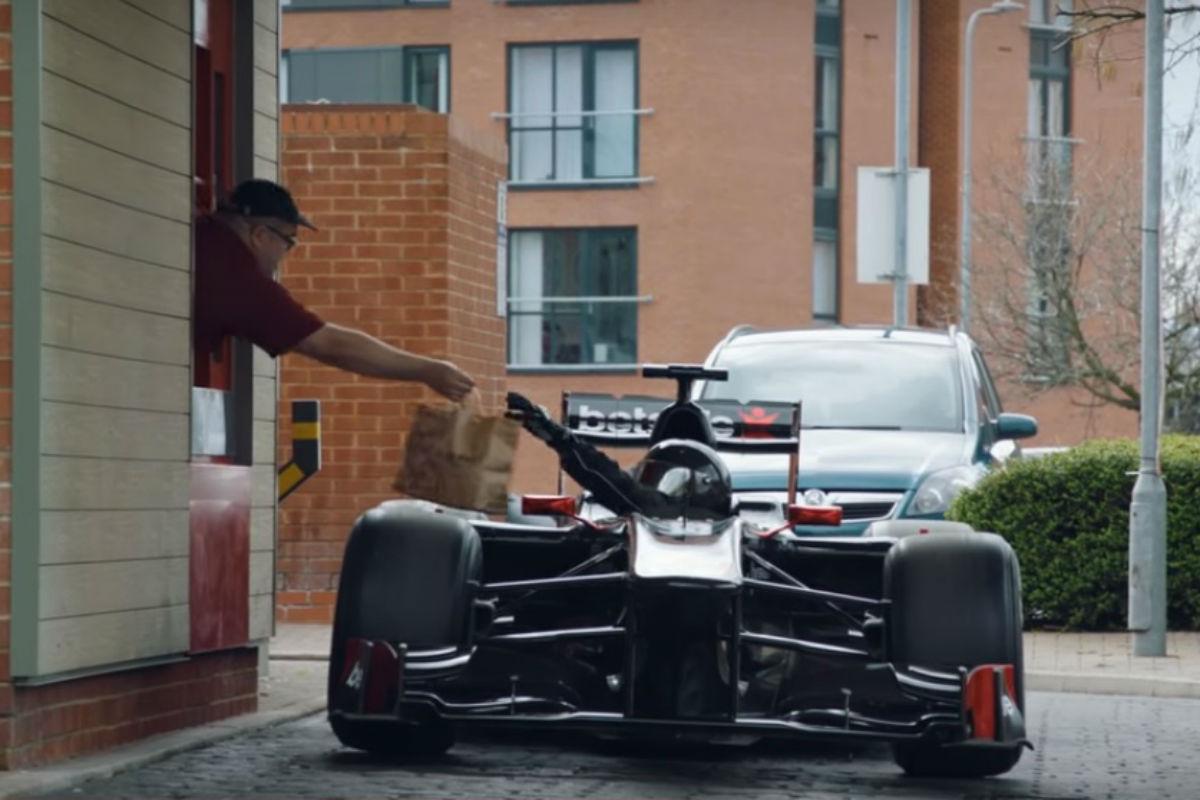 ¿Y si tu coche para el día a día fuese un Fórmula 1?