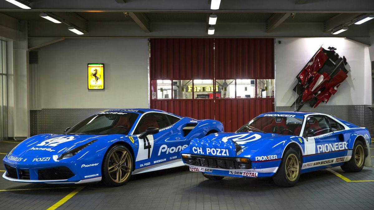 Ferrari 488 GTB Tailor Made 3