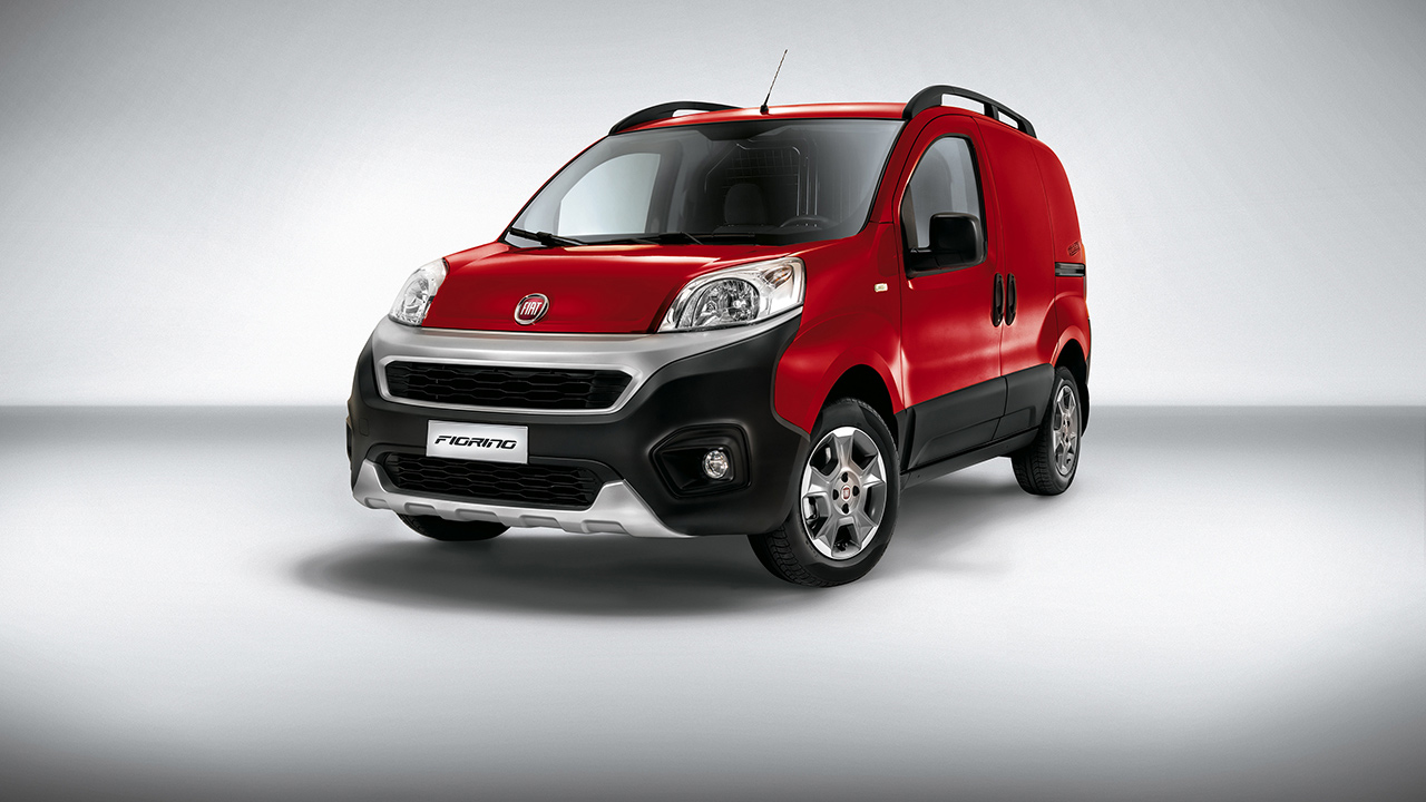 Fiat Fiorino, para profesionales con estilo