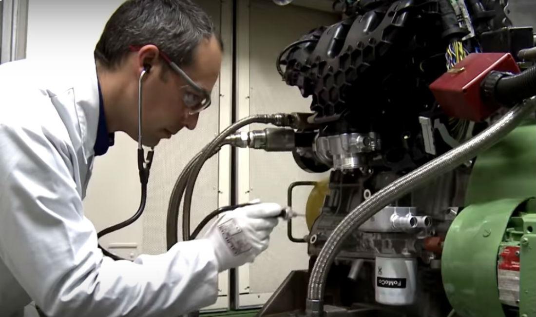 Los motores del Focus RS se afinan… ¡a oído!