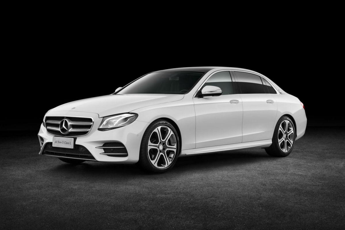 Mercedes Clase E L 1