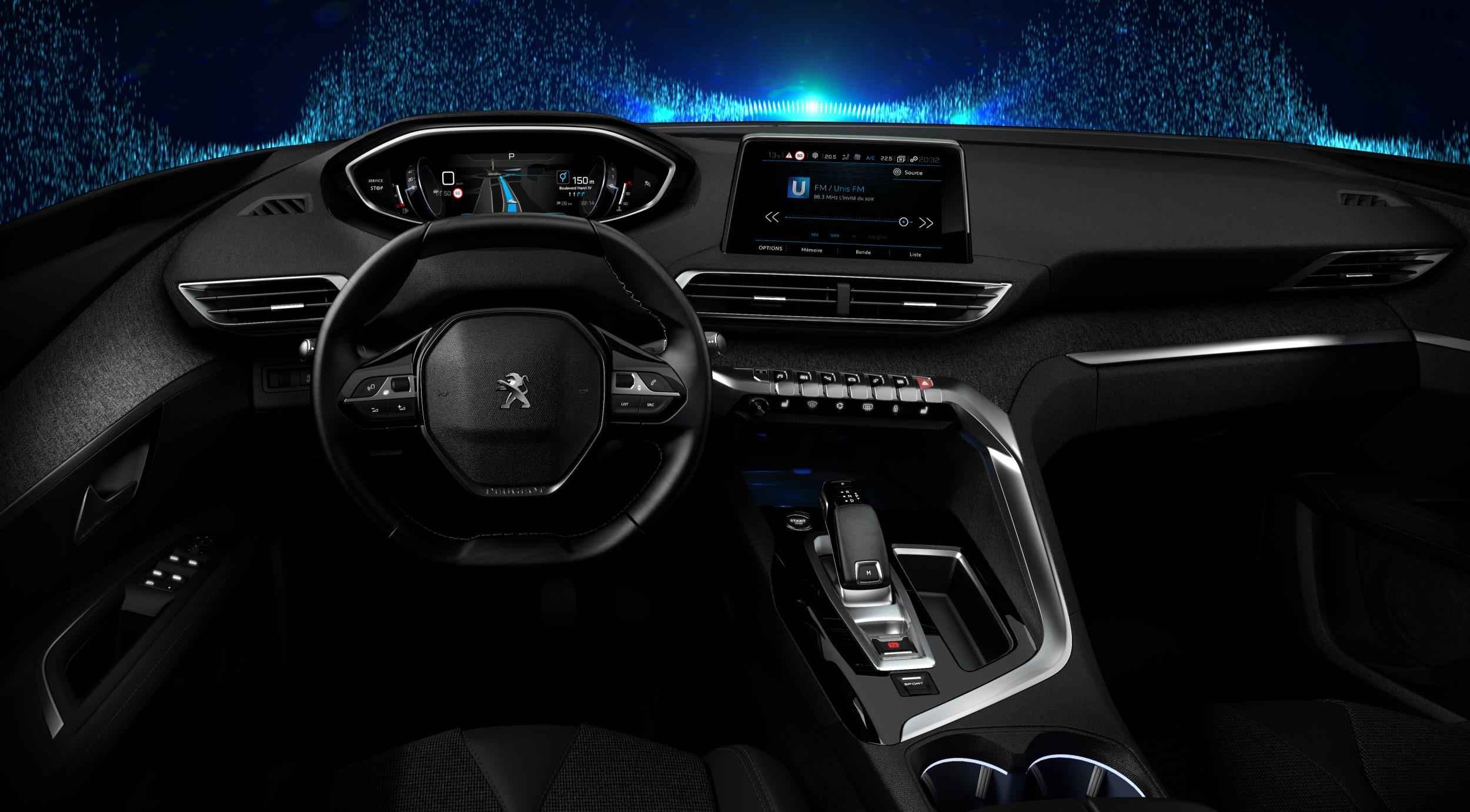 Peugeot i-Cockpit 1