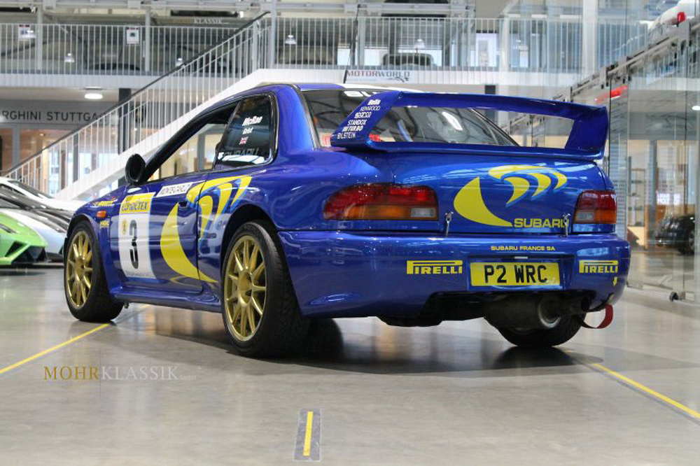 Subaru McRae 2