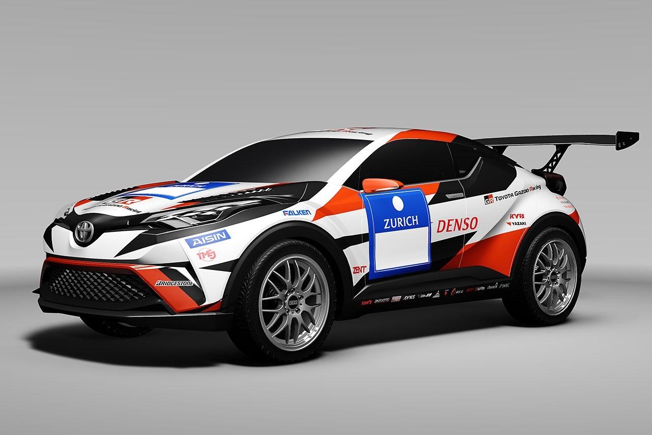 Toyota C-HR Nurburgring 2