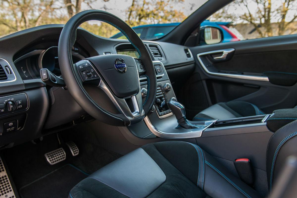 Volvo S60 Polestar 3