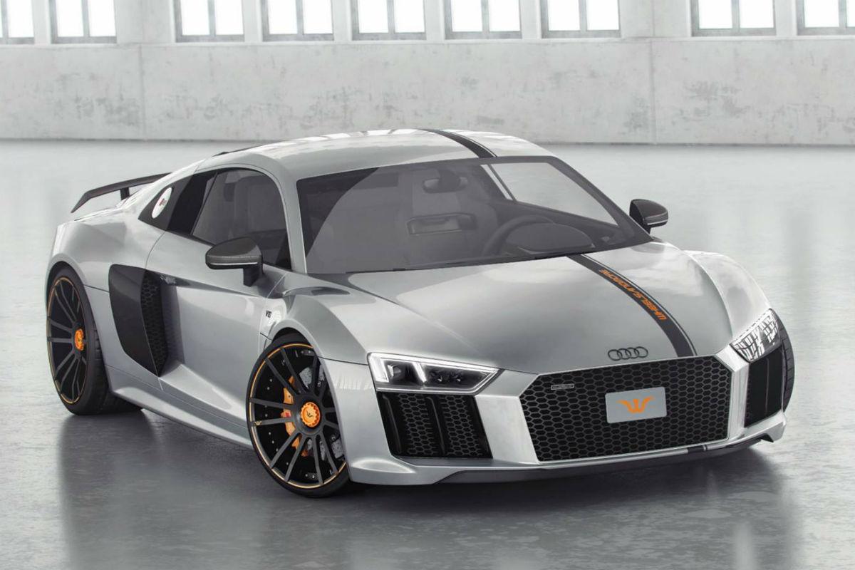 Audi R8 Wheelsandmore, una preparación que va paso a paso