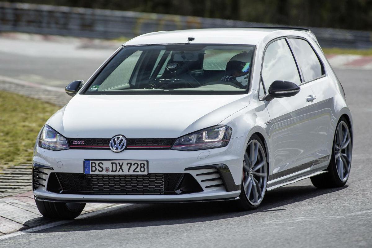 Volkswagen Golf GTi Clubsport S 1