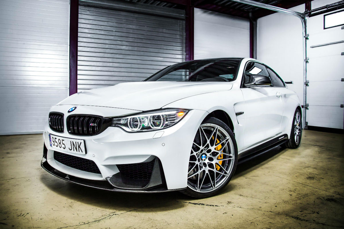 BMW M4 Competition Sport Edition 1