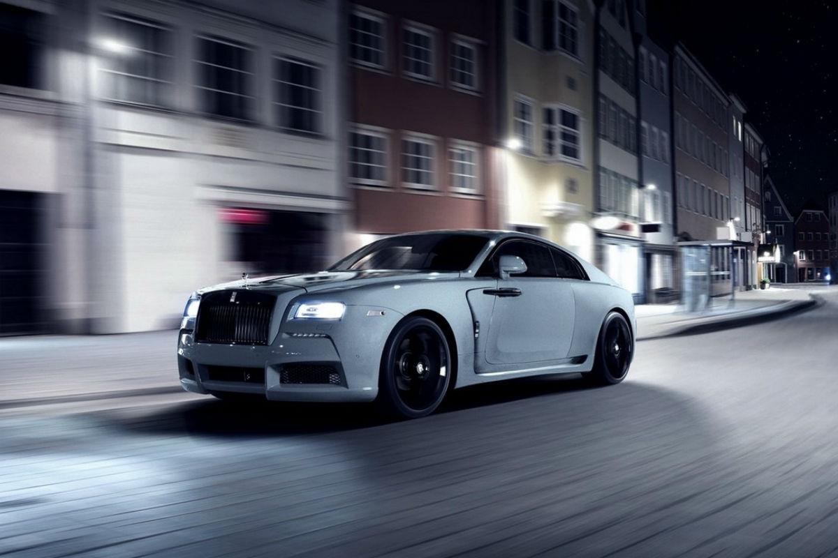 Rolls-Royce Wraith Spofec 1