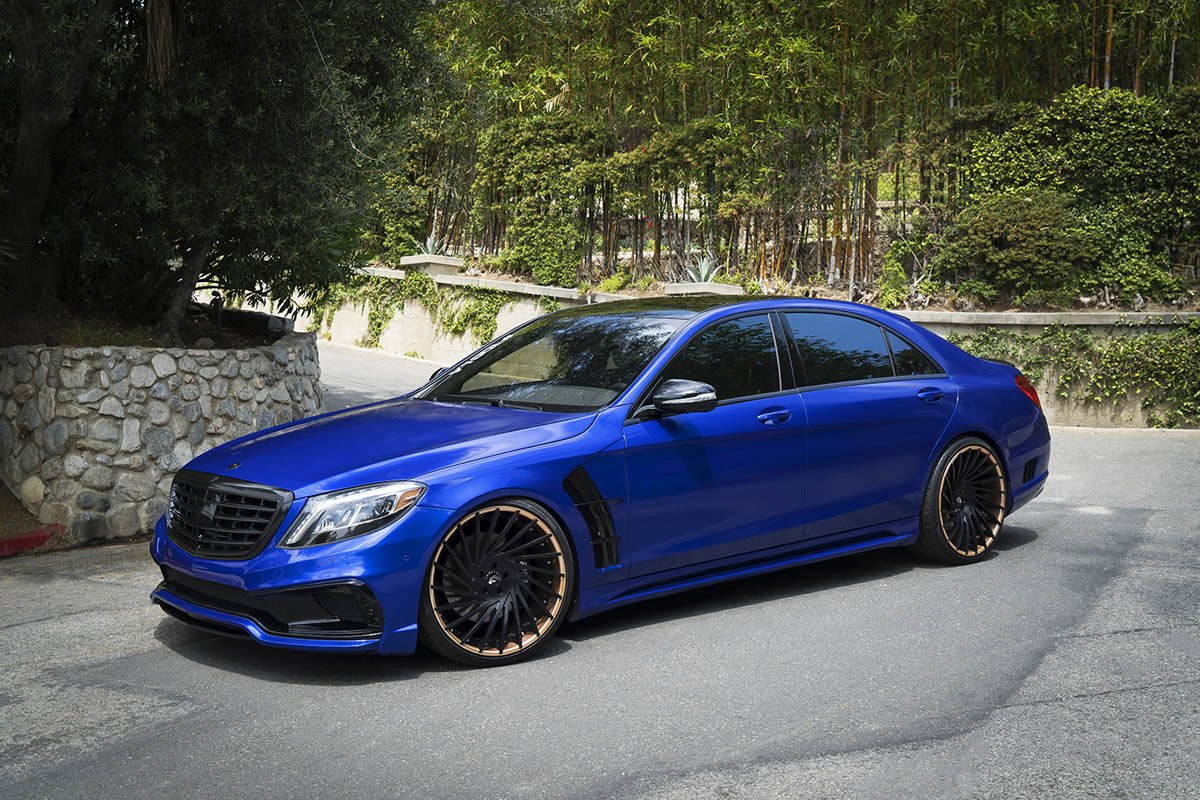 Mercedes Clase S Wald 1