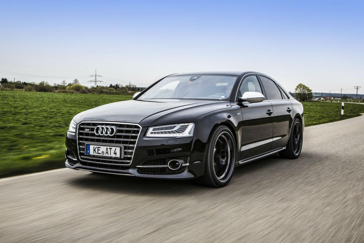 Audi S8 Plus ABT 1