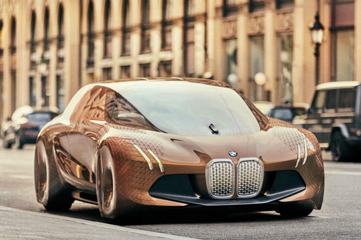 BMW iNext 1