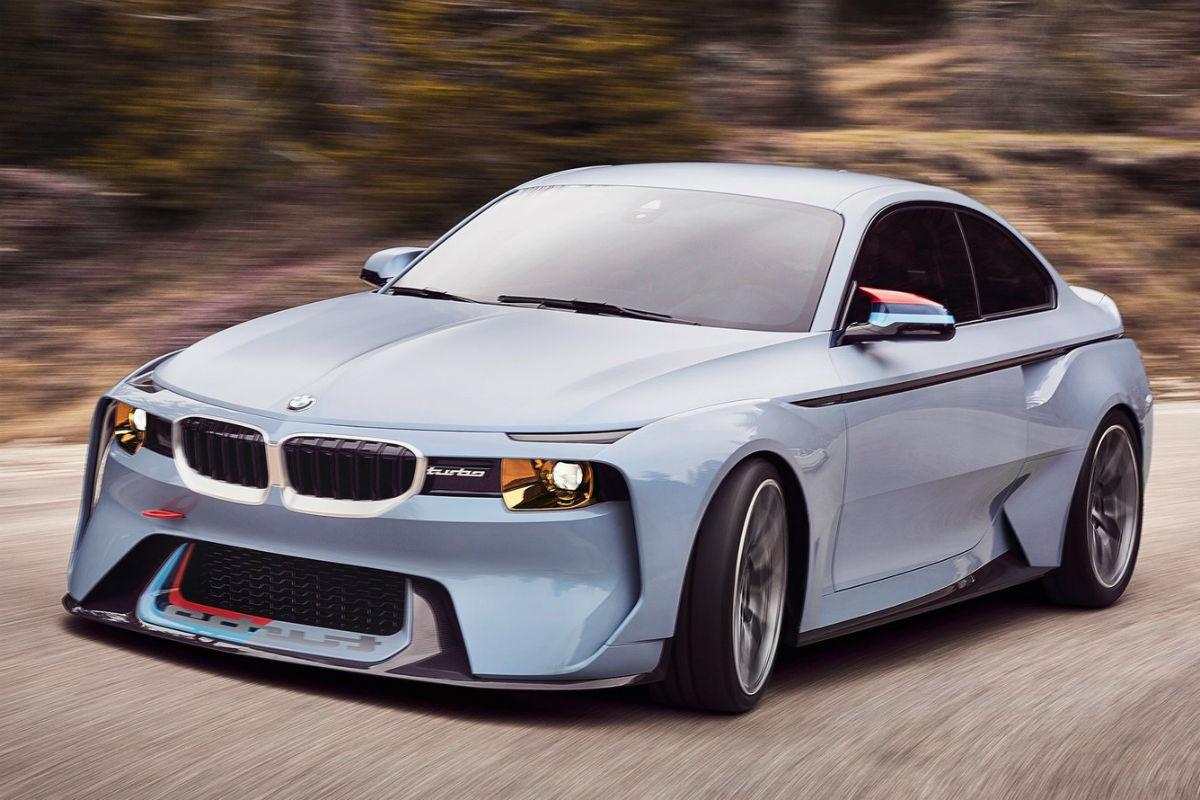BMW 2002 Hommage Concept 1