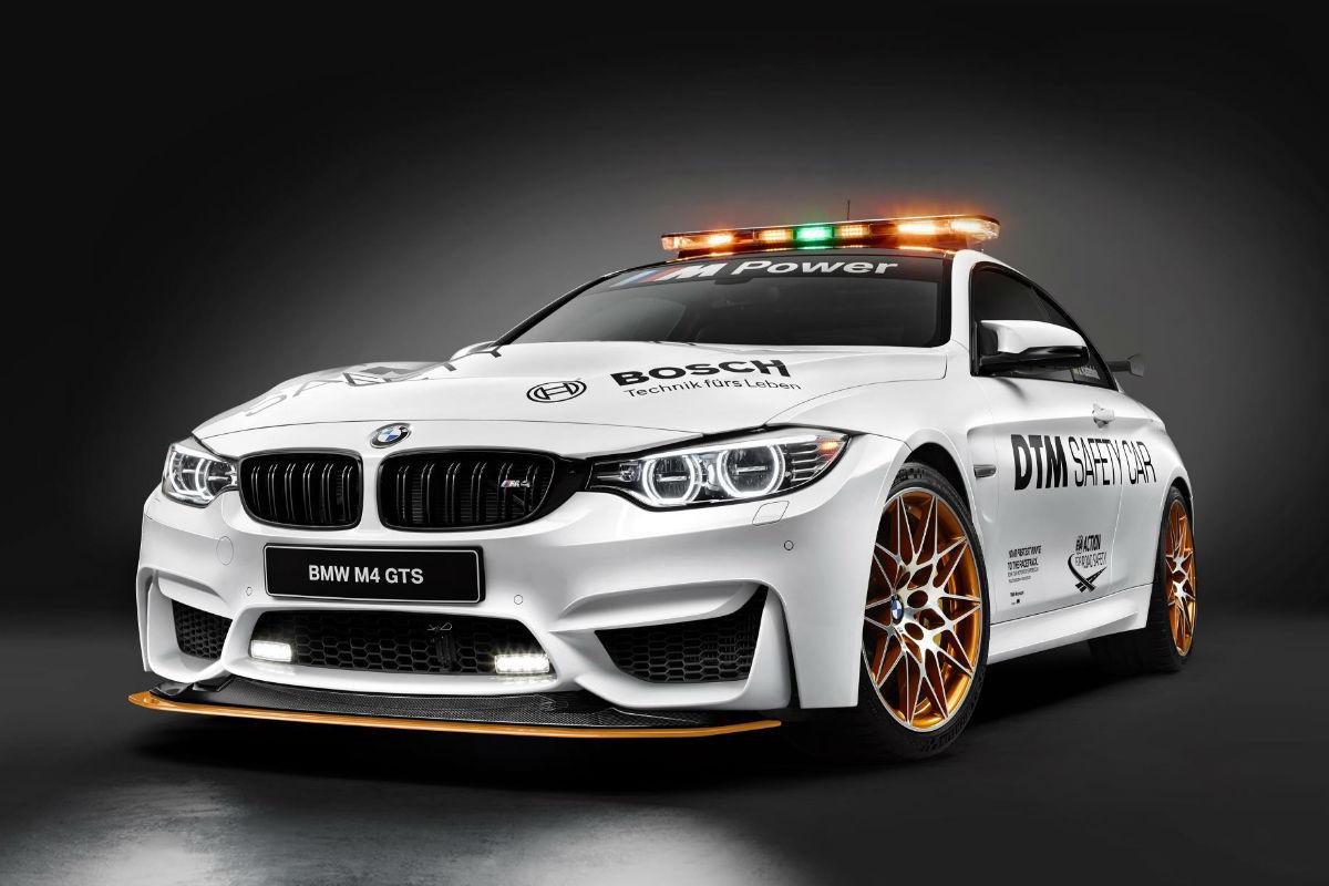 BMW M4 GTS DTM 1