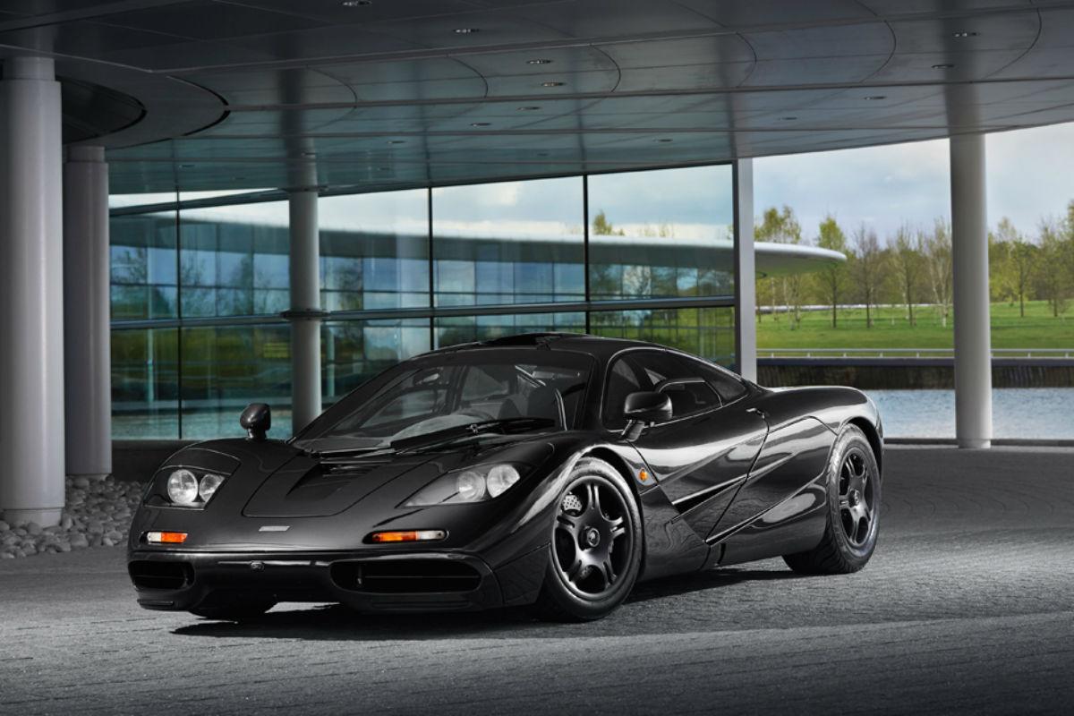 McLaren F1 MSO 1